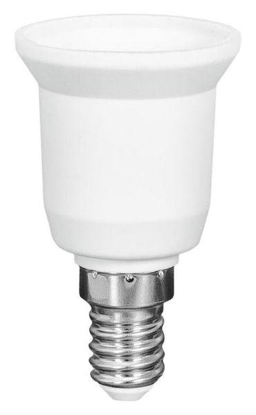 Eurolite Socket Adapter E-14 to E-27