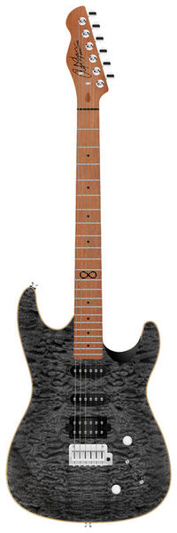 ML1 Hybrid Sarsen Stone Black Chapman Guitars