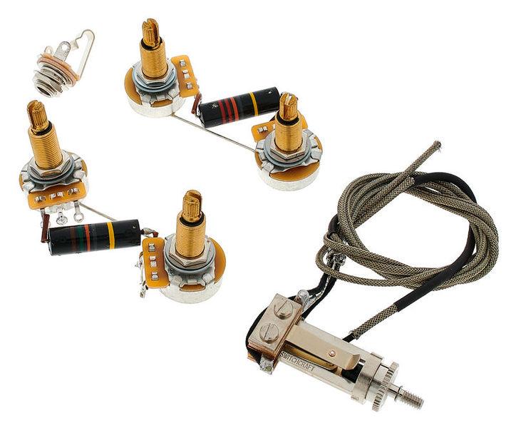 Mojotone SC Premium LS Prewired Harness