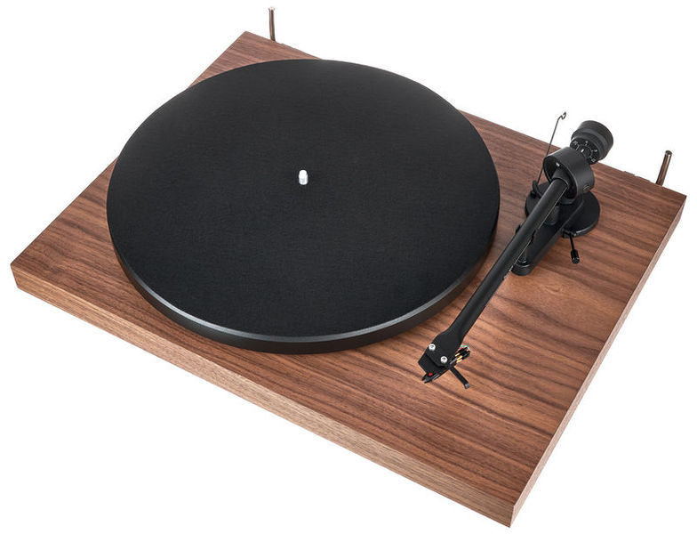 Pro-Ject Debut RecordMaster II walnut