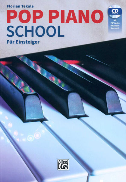 Alfred Music Publishing Pop Piano School