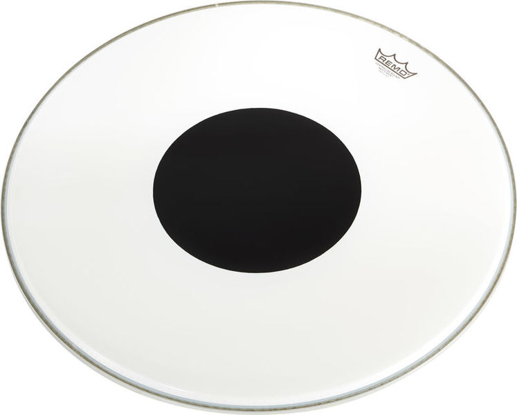 "Remo 20"" CS Smooth White Bass Drum"