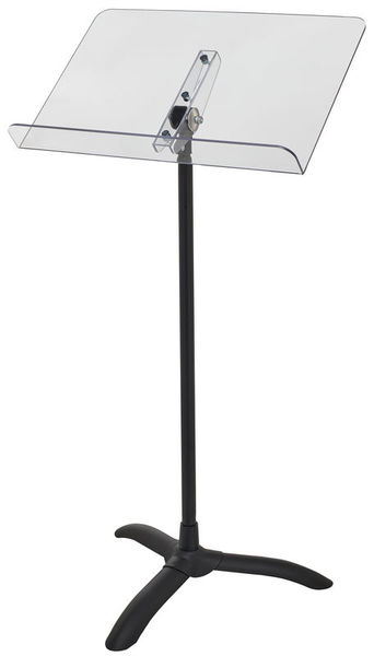 Manhasset 48 Symphony Music Stand clear