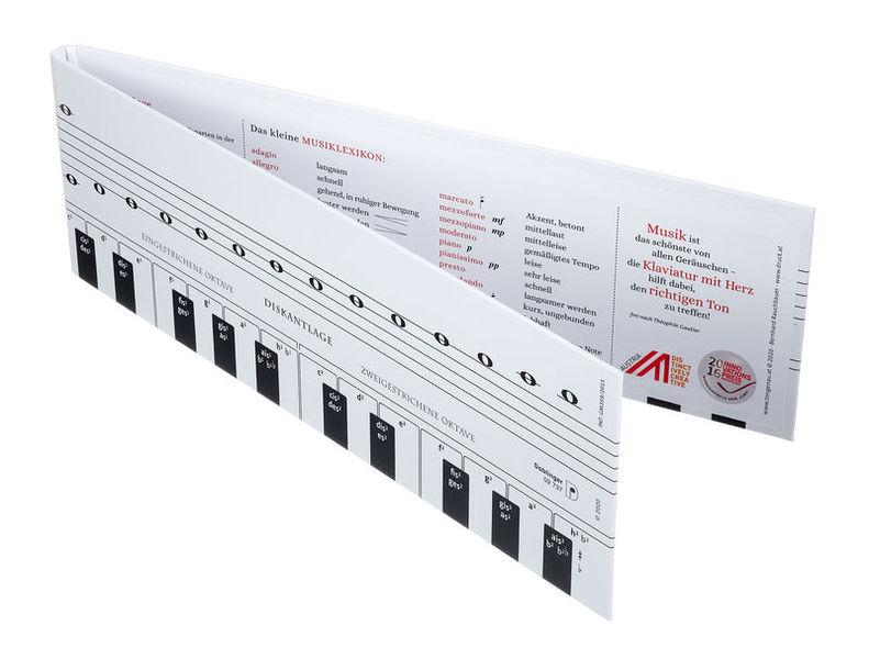 TonGenau Klaviatur Piano Foldable