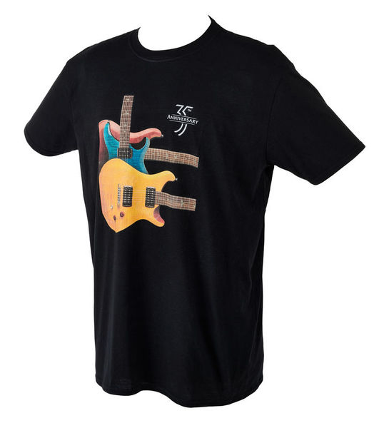 PRS T-Shirt 35TH Pauls Guitar S