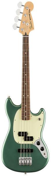 Fender LTD Player Mustang Bass SHM