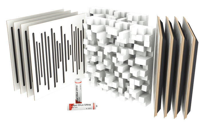 Vicoustic VicStudio Box White