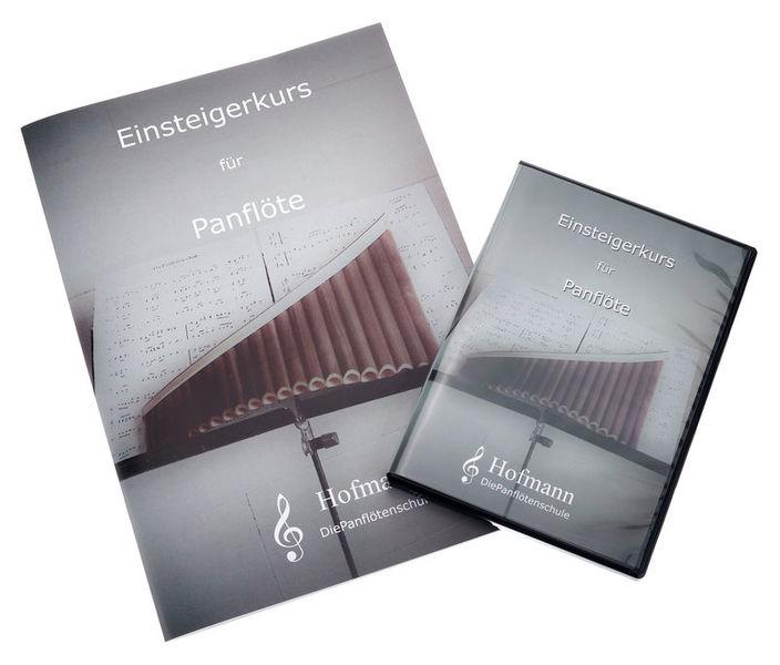 Hofmann Panpipe course for beginners
