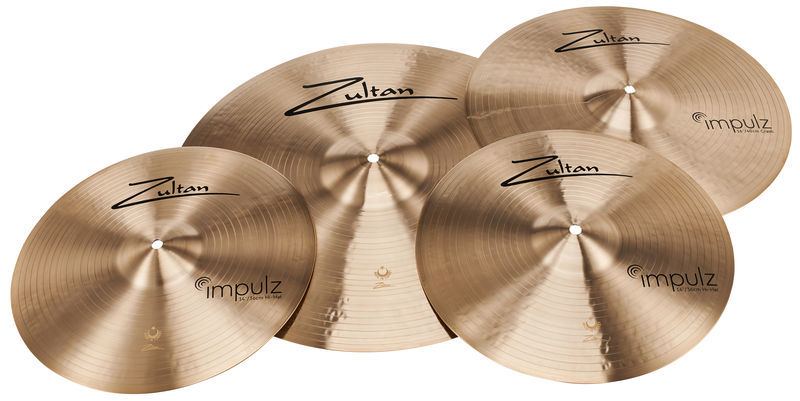 Zultan Impulz Cymbal Set