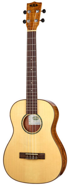 Kala Flame Maple Baritone Ukulele