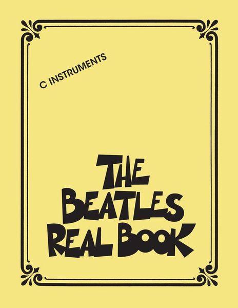 Hal Leonard The Beatles Real Book