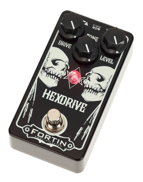 Fortin Hexdrive Boost/Overdrive