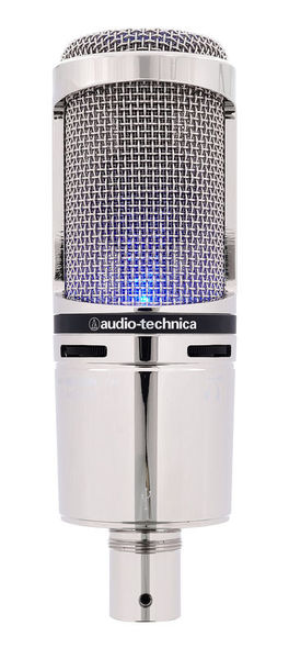 Audio-Technica AT2020 USB+V
