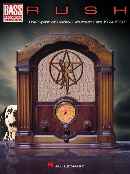 Hal Leonard Rush Spirit Of Radio Bass