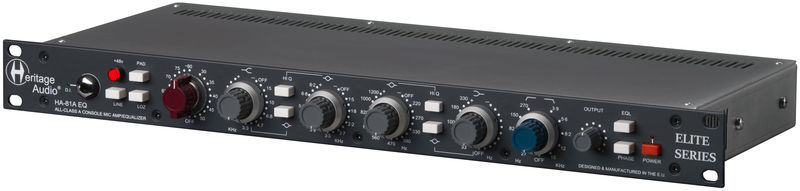 Heritage Audio HA-81A Elite