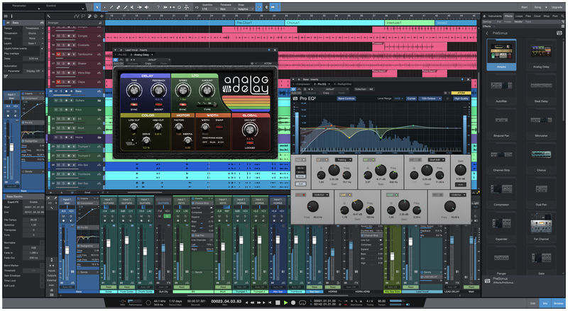Presonus Studio One 5 Artist