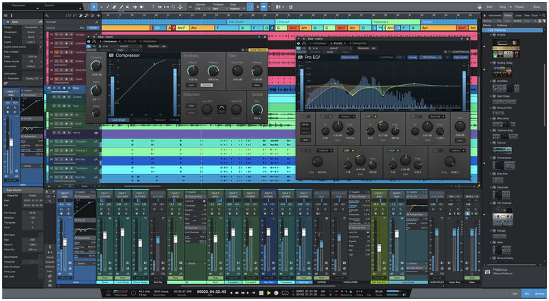 Presonus Studio One 5 Pro Crossgrade