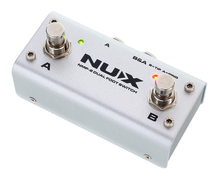 Nux NMP-2 Footswitch