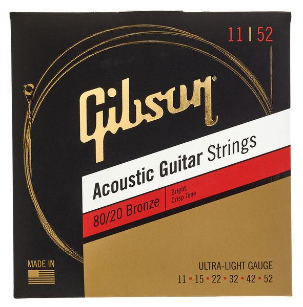 Gibson 80/20 Bronze Acoustic 11