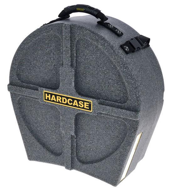 "Hardcase 14"" Snare Case F.Lined Granite"