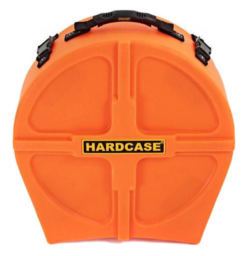 "Hardcase 14"" Snare Case F.Lined Orange"