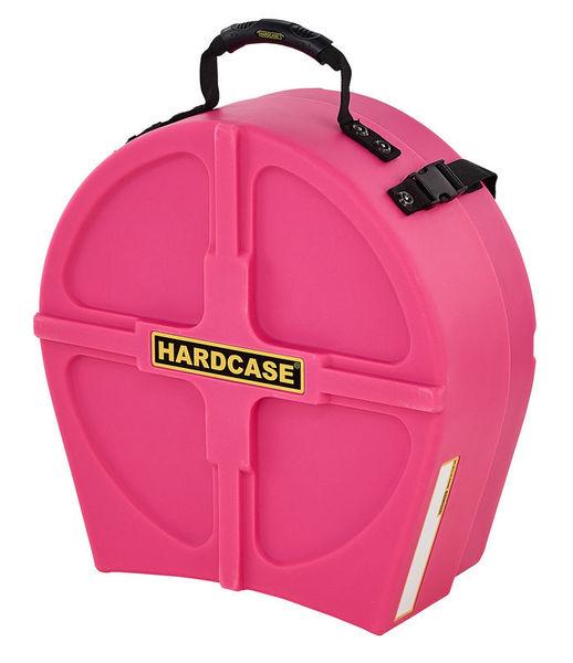 "Hardcase 14"" Snare Case F.Lined Pink"
