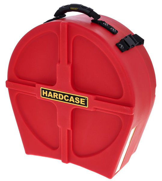 "Hardcase 14"" Snare Case F.Lined Red"