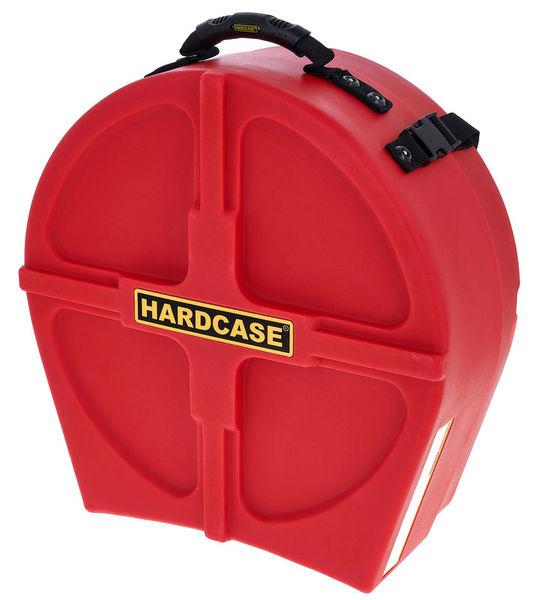 "Hardcase 14"" Snare Case F.Lined Red"