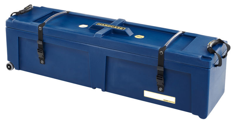 "Hardcase 48"" Hardware Case Dark Blue"
