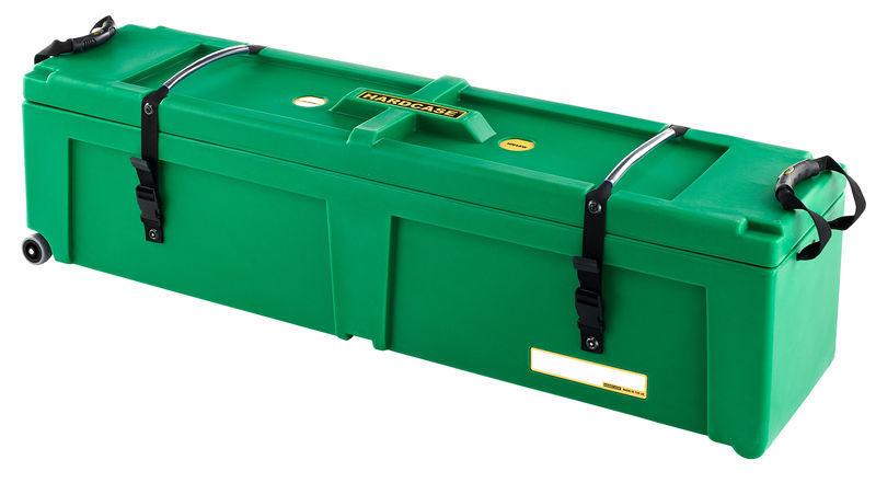"""Hardcase 48"""" Hardware Case Dark Green"""