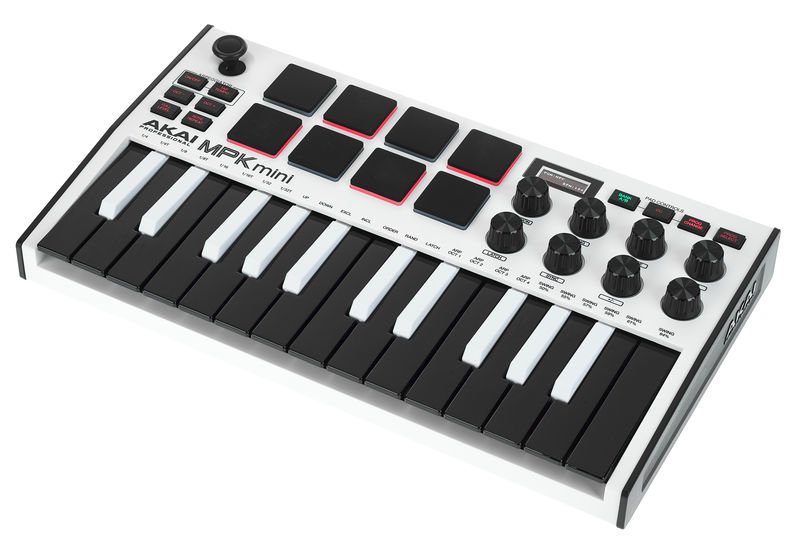 AKAI Professional MPK Mini MK3 White