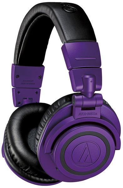 Audio-Technica ATH-M50 XBT PB