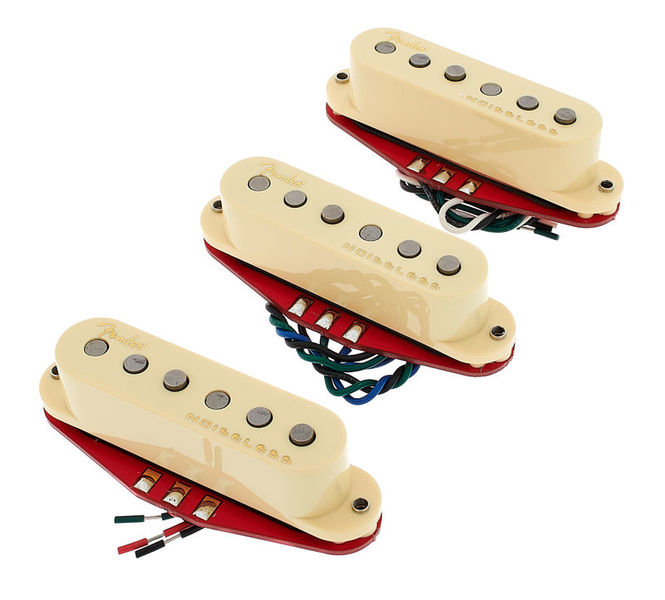 Fender Ultra Noiseless ST Hot PU Set