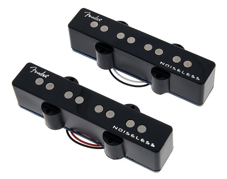 Fender Ultra Noiseless J-Bass Vintage