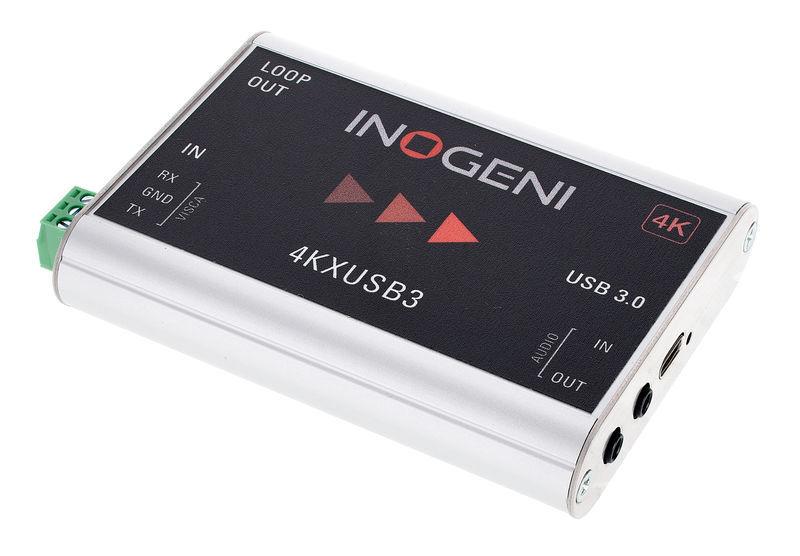 Inogeni 4K HDMI-USB 3.0 Conv. w. Loop