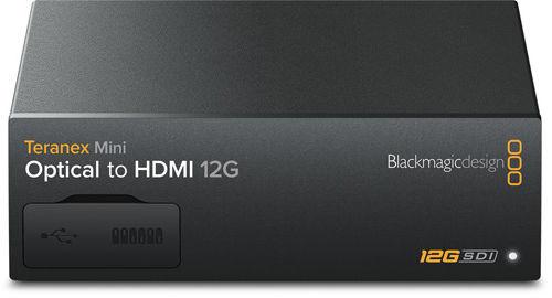 Blackmagic Design Teranex Mini Optical-HDMI 12G