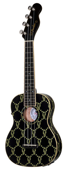 Fender Billie Eilish Concert Ukulele