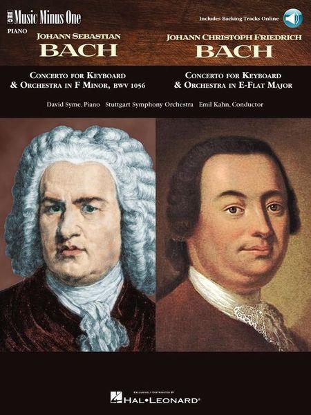 Music Minus One Bach Concerto f-Moll BWV 1056