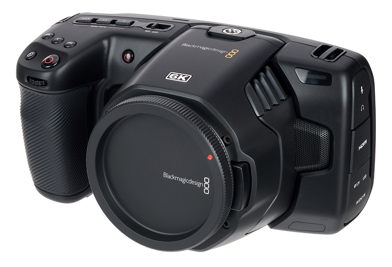 Blackmagic Design Pocket Cinema Camera 6k Thomann France