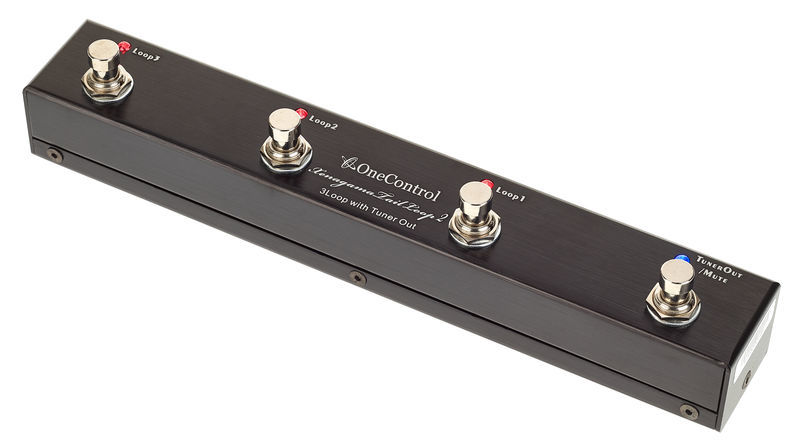 One Control 3-Channel Loop Switcher