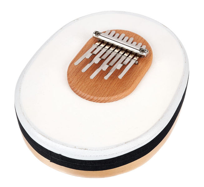 Terre Kalimba White Skin A-Minor 8+1