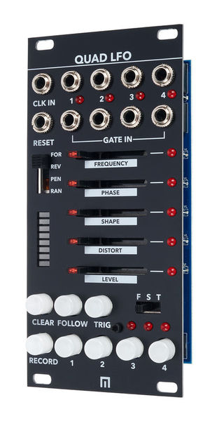 Malekko Quad LFO Black