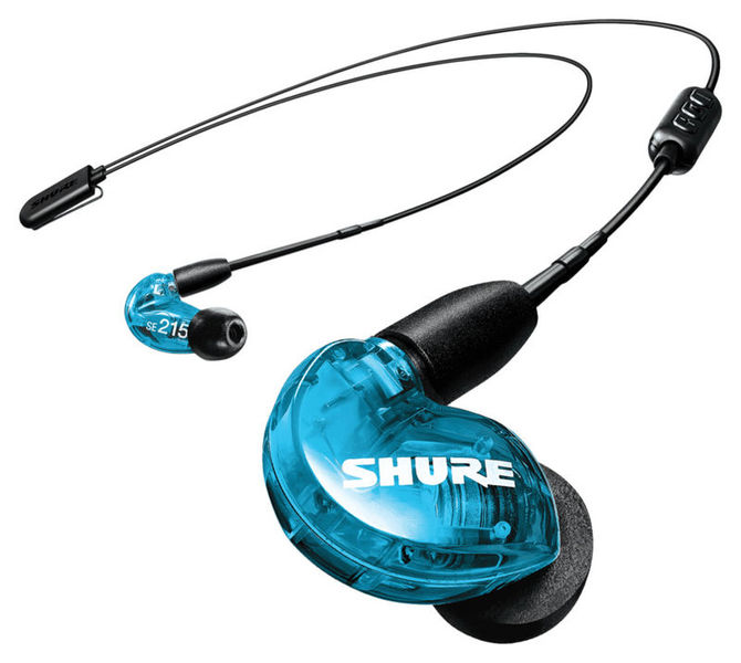 Shure SE215-BL BT2