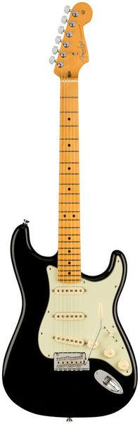 Fender AM Pro II Strat MN BLK