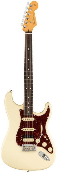 Fender AM Pro II Strat HSS OWT