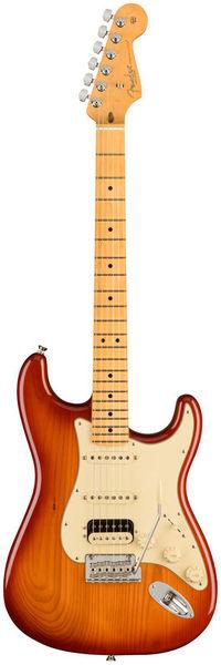 Fender AM Pro II Strat HSS MN SSB
