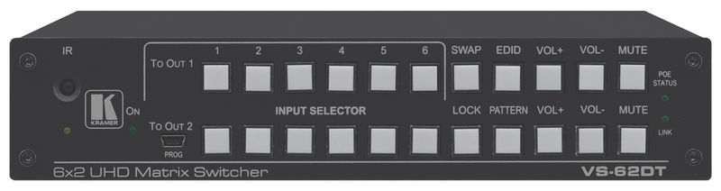Kramer VS-62DT 4K60 Matrix Switcher