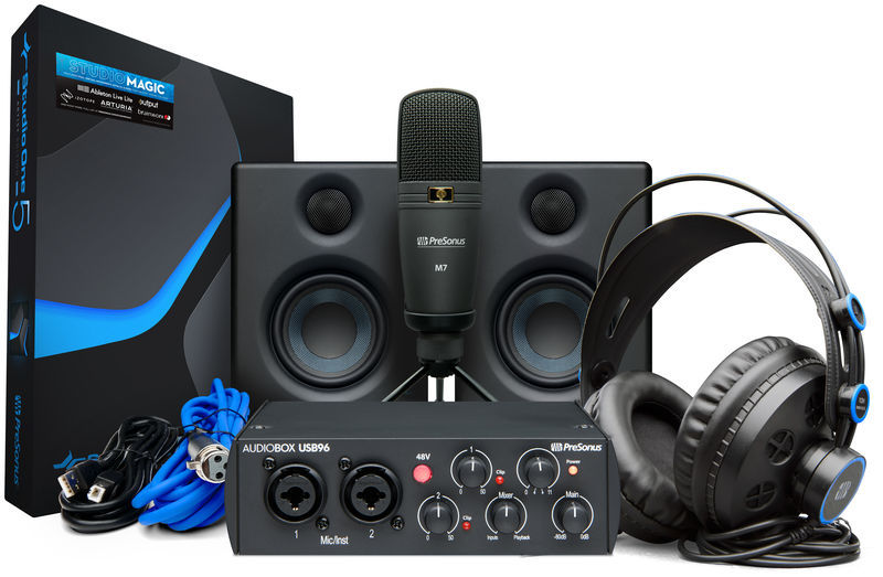AudioBox 96 Studio Ult 25th An Presonus