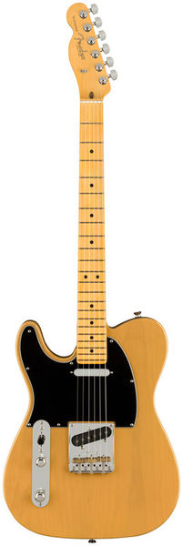 Fender AM Pro II Tele LH MN BTB