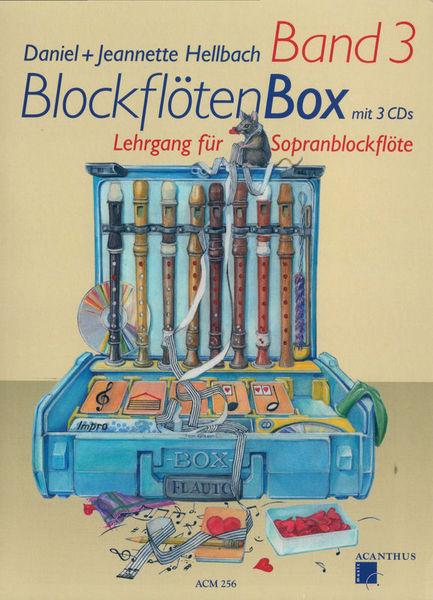 Acanthus Music BlockflötenBox 3